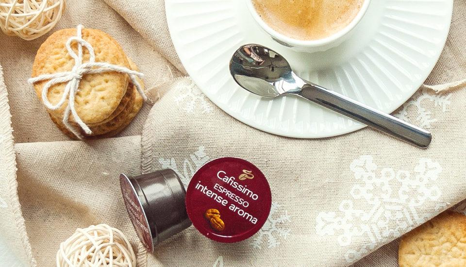 Máslové sušenky ke kávě