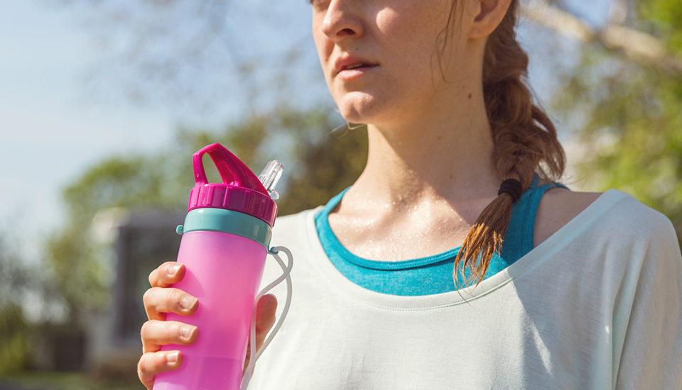 Co pít, když jdete cvičit?