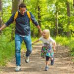 3 jednoduché hry na výlet, aby děti nebolely nožičky