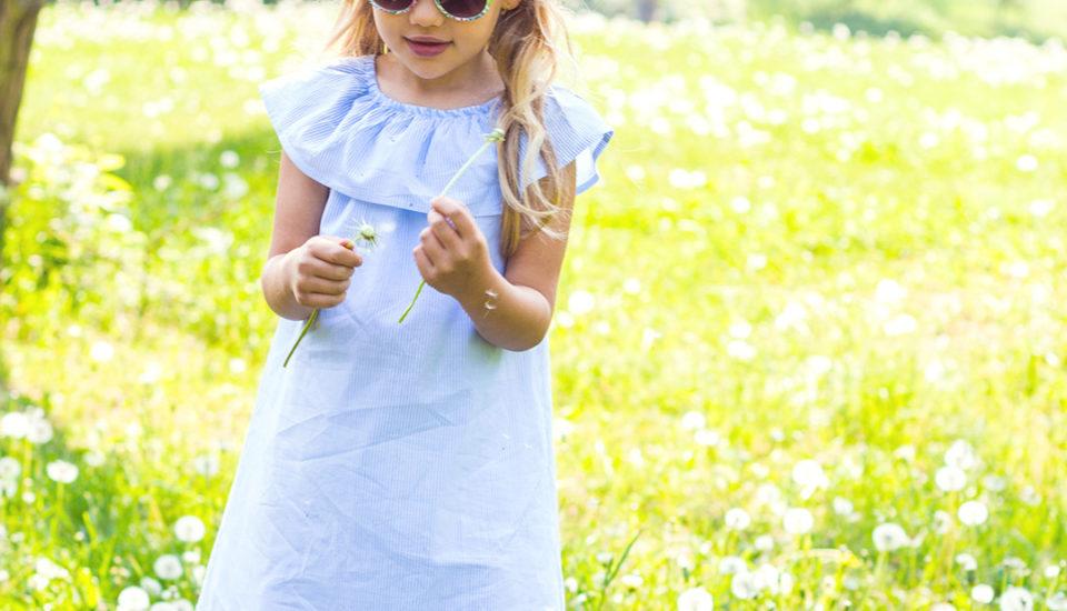 Když si holčičky vybírají letní oblečení