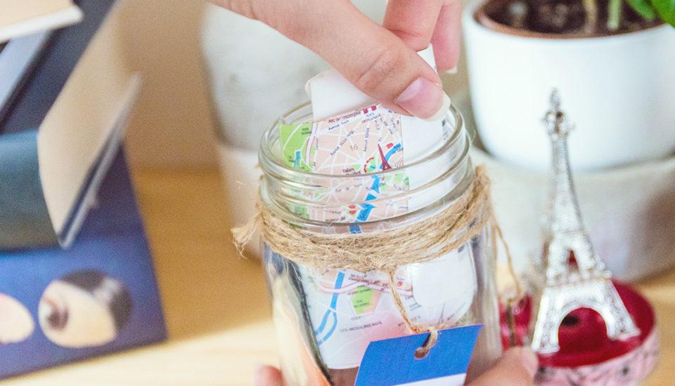 3 dekorace, které vytvoříte ze vzpomínek na dovolenou