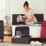 6 nápadů, jak mít na cestách co nejvíc pohodlí
