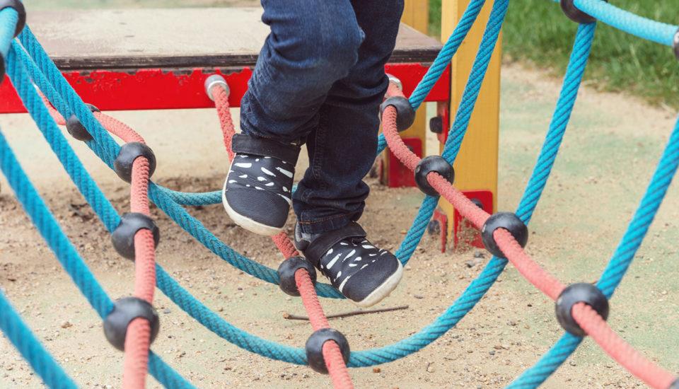 Pro aproti chůze vbosých botách