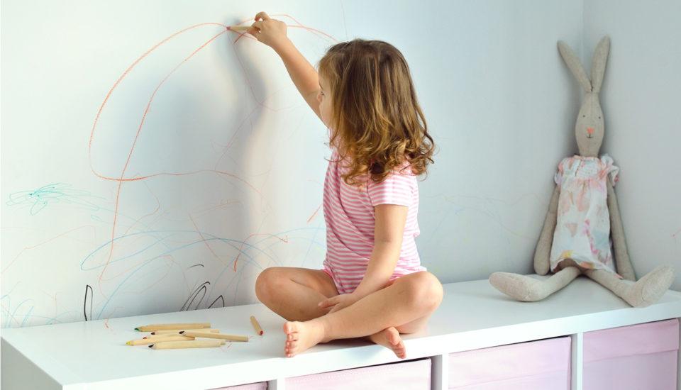 Jak vdětech probudit Picassa & jak odstranit skvrny, když se netrefí na papír