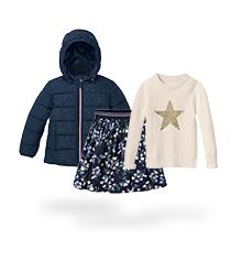Podzimní móda pro děti