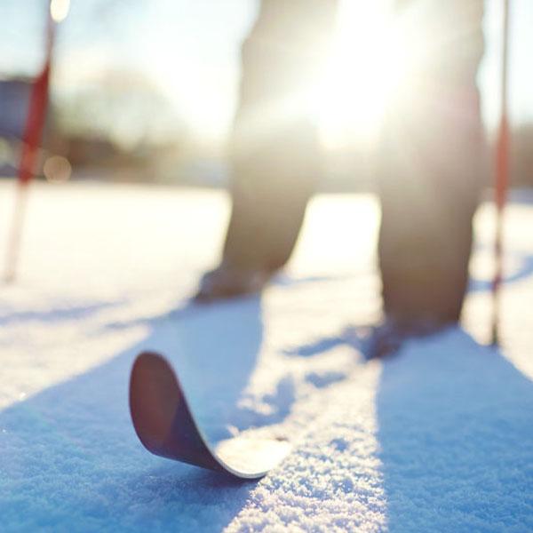 Ideální na zimu: běžky