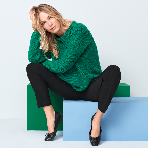 Kousek zelené do jarního šatníku
