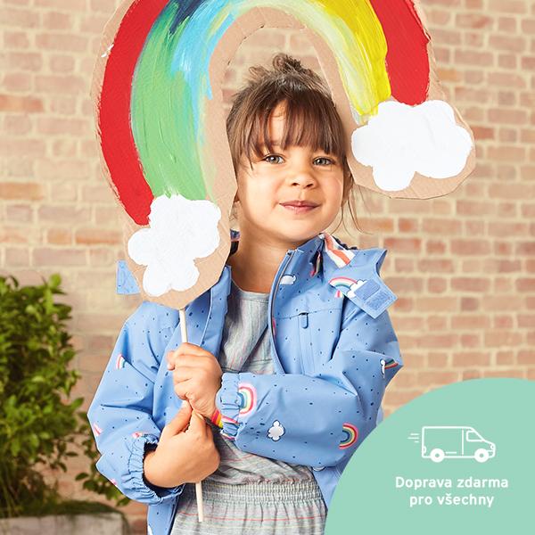 Volnočasové oblečení pro děti