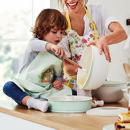 Výbava nejen na pečení dortů
