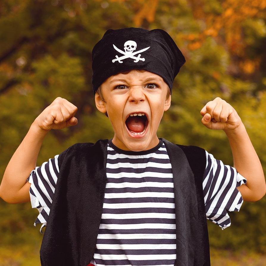 Pirátský týden pro děti
