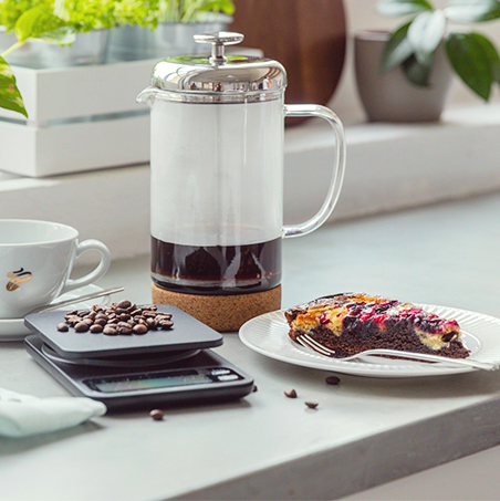 Připravte si kdezertu skvělou kávu