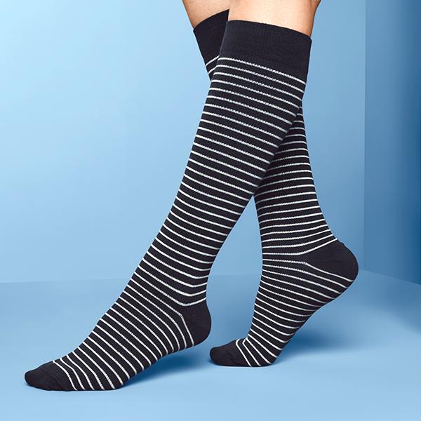 Nová zásoba ponožek
