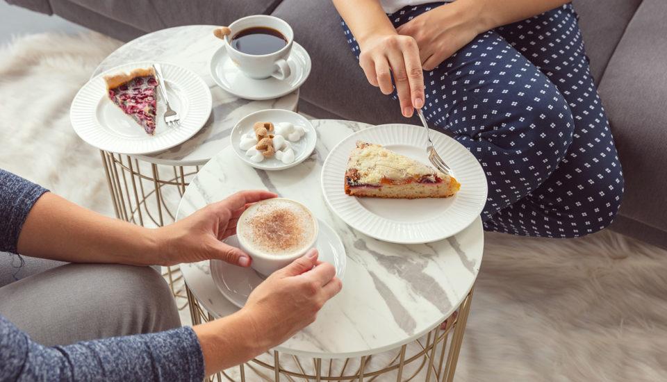 Potěšte návštěvu perfektní kávou