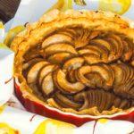 Ten nejkřehčí hruškový koláč podle francouzského receptu