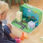 Dokonalá hračka: vyrobte minisvět vkufříku