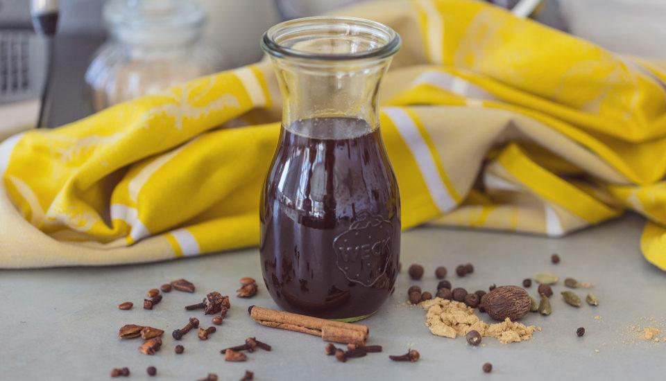 Provoňte si kávu perníčkovým sirupem