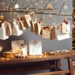 Adventní kalendář, ze kterého nepřiberete ani deko, zato vás naladí na Vánoce