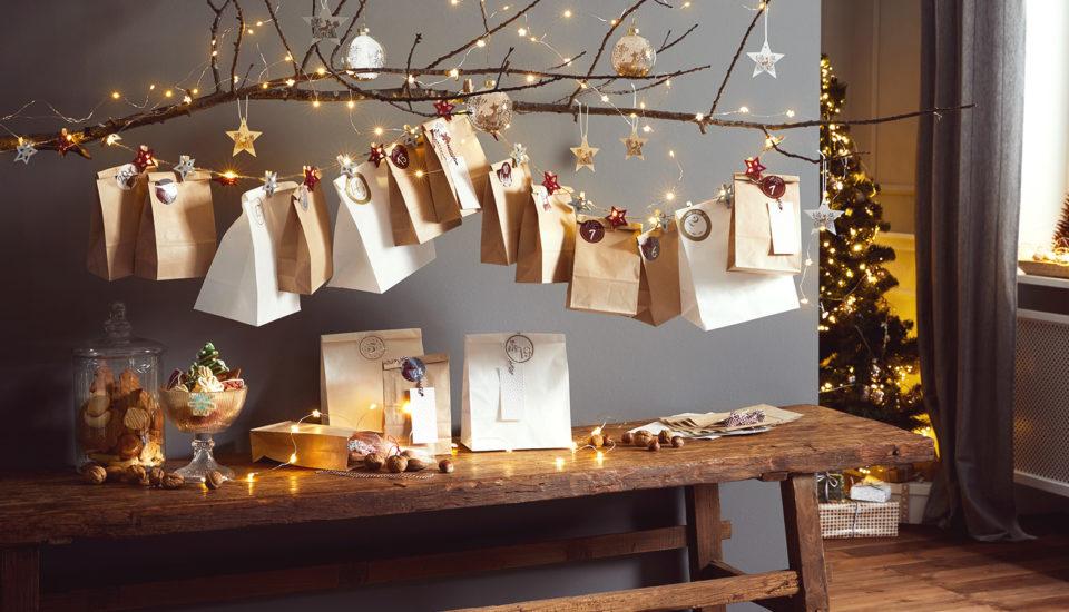 Adventní kalendář, ze kterého nepřiberete ani deka, ale zato vás naladí na Vánoce