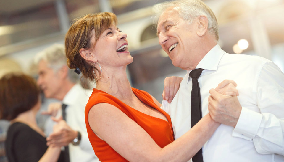 Jak spolu randit iposvatbě? Zkuste taneční