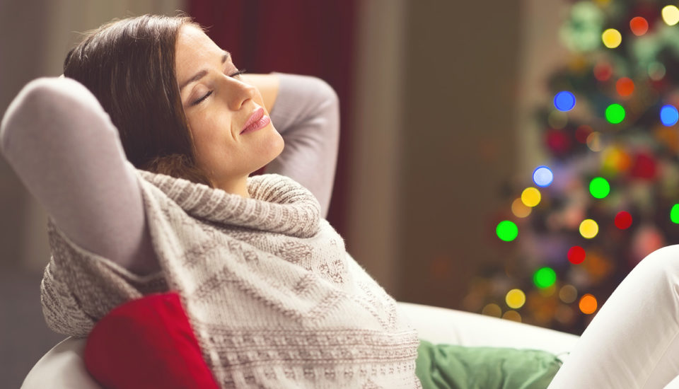 Šťastné aneurotické? Jak si letos zařídit Vánoce bez stresu