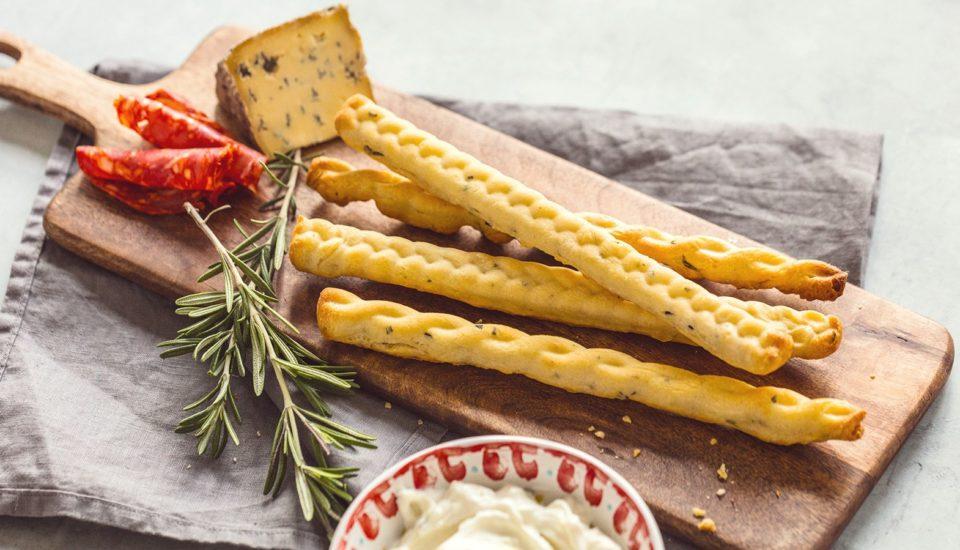 Domácí tyčinky svůní Itálie – ty musíte ochutnat