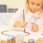 O dětské kreativitě advou přístupech kmalování