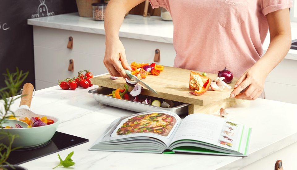 Naučte se krájet zeleninu jako profi kuchaři