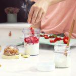 10 nápadů na snídaně do kelímku