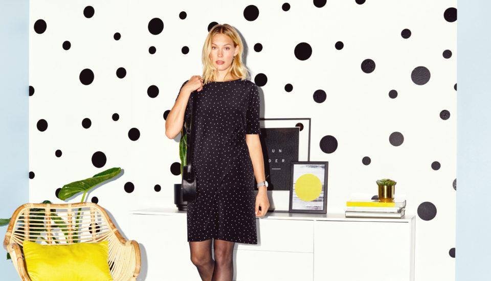 4 způsoby, jak obměnit jednoduché šaty