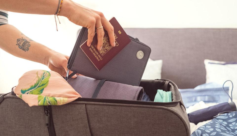 Zabalit jen do příručního zavazadla? Klidně ina měsíc!