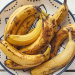 Tři sladké recepty, se kterými zpracujete přezrálé banány