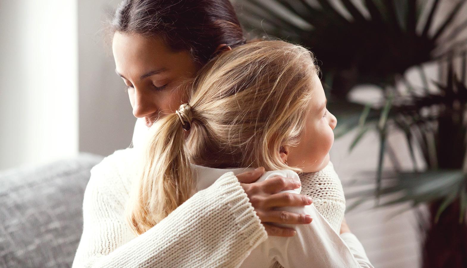 Randění s maminkami přátel dcera