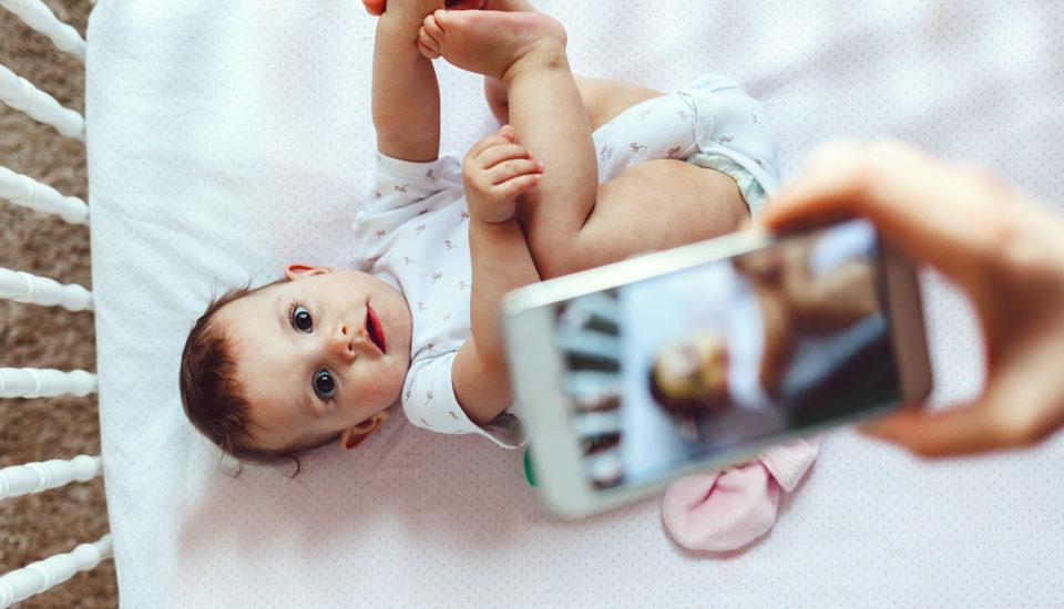 Nová rodičovská zodpovědnost: digitální stopa vašich dětí
