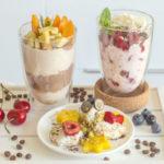 3 letní tvarohové dezerty sladké jen od ovoce
