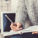 Deník není jen pro puberťáky, ale užitečná pomůcka na celý život