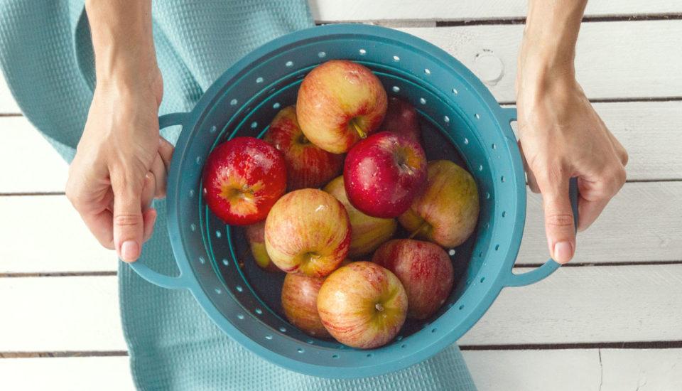 Co spadanými jablíčky? Vyzkoušejte tyto tři klasické recepty