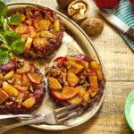 Voňavé podzimní mlsání: ořechovo-kokosové koláčky sovocem