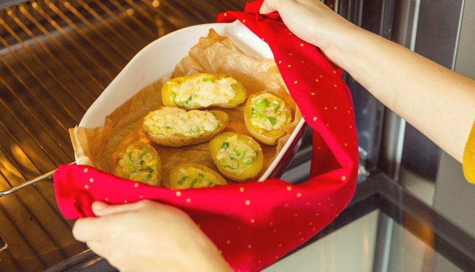 5 variant, jak můžete vkuchyni kouzlit sbramborami