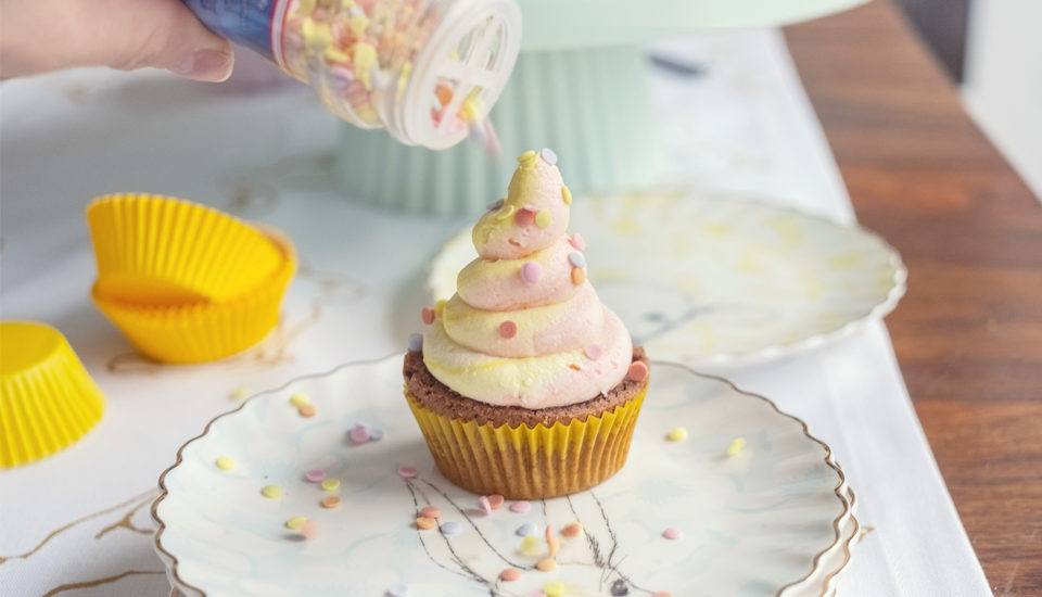 "Malé dortíčky ""cupcakes"" hravě zvládnete inapoprvé"