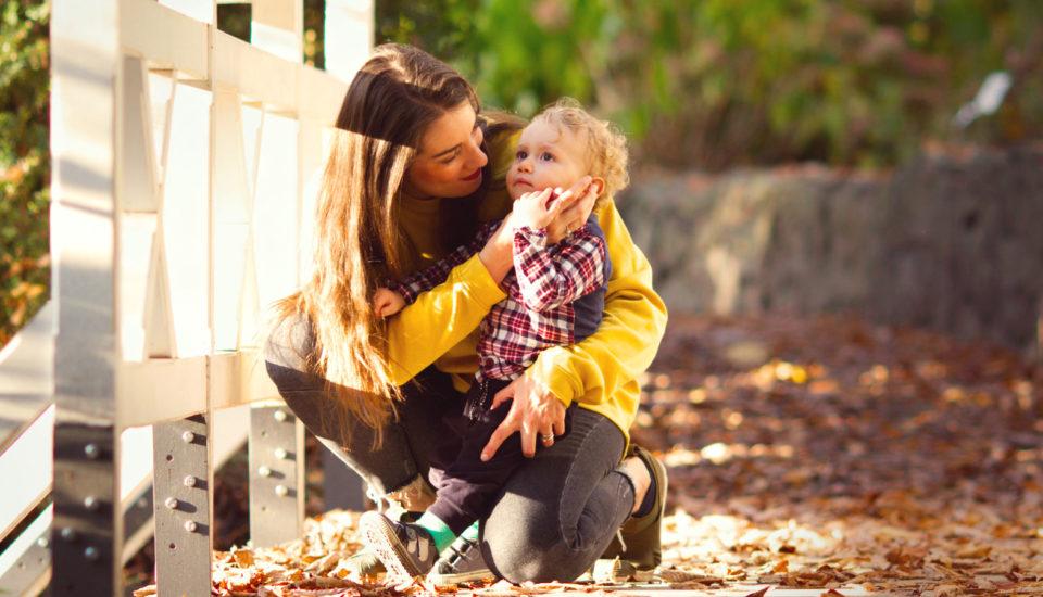 Co mě naučilo mateřství? Že trpělivost děti přináší