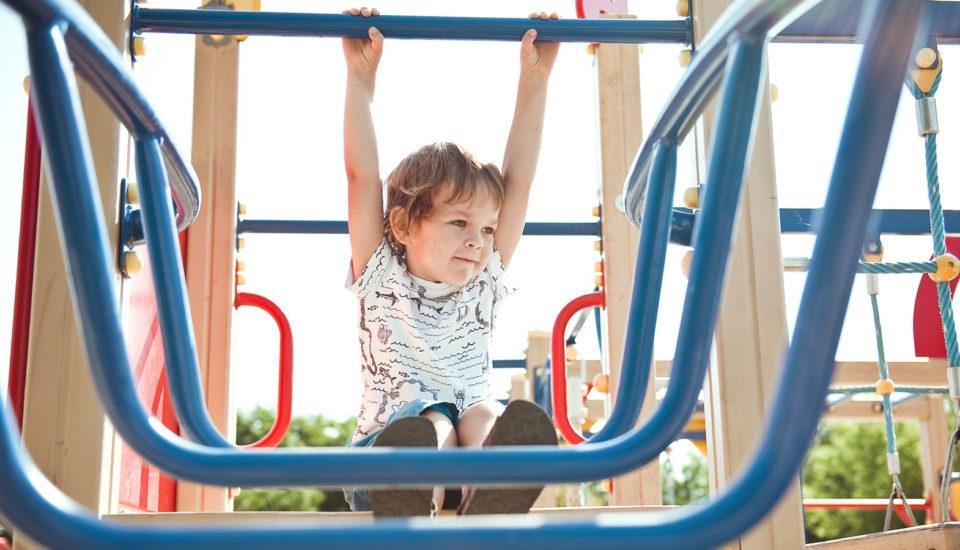 Děti apohyb: Jak na to, aby uněj vydržely do dospělosti?