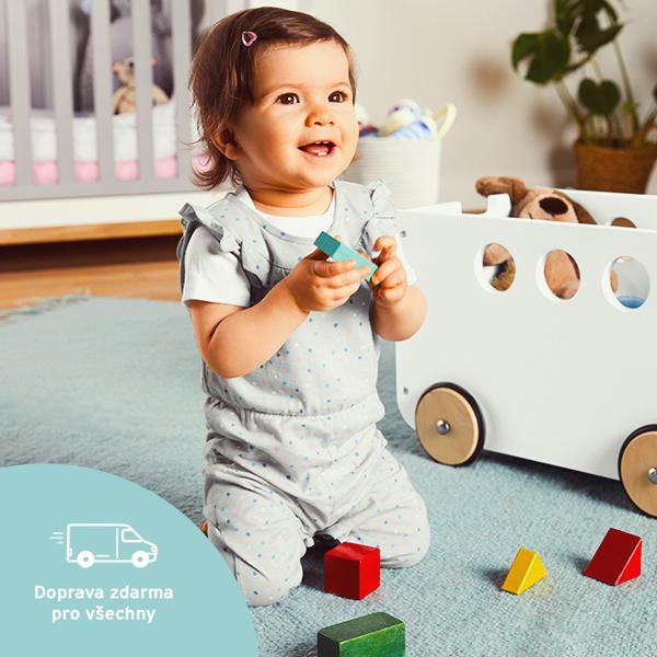 Výbava pro miminka istarší děti