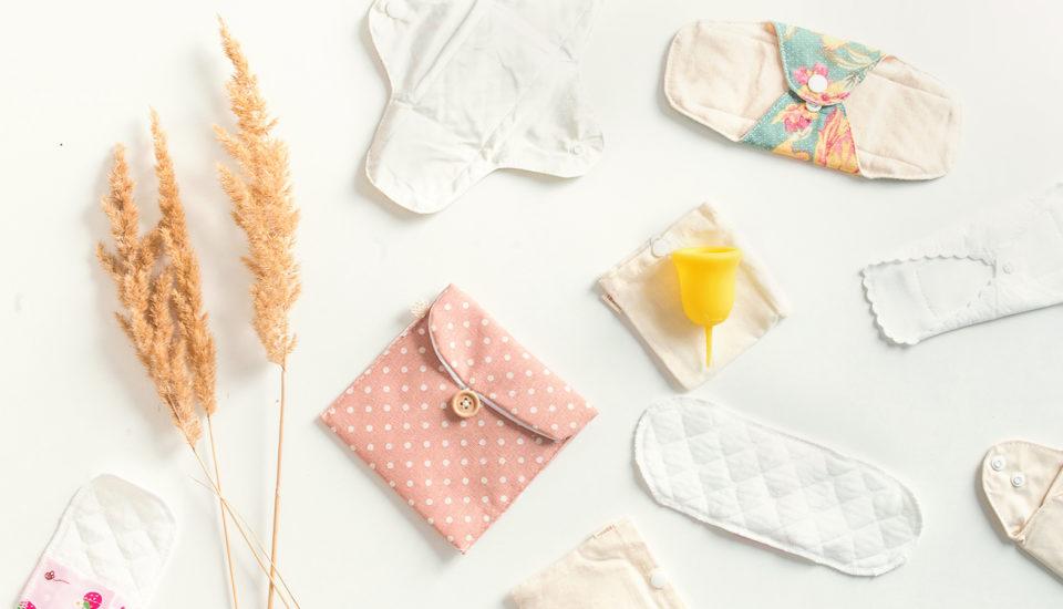 Menstruace bez odpadu: Vyzkoušely jsme pomůcky, které se používají pořád dokola