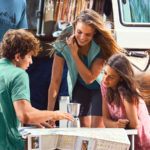 7 tipů, jak být za dámu ipod stanem (vkaravanu, na chalupě…)