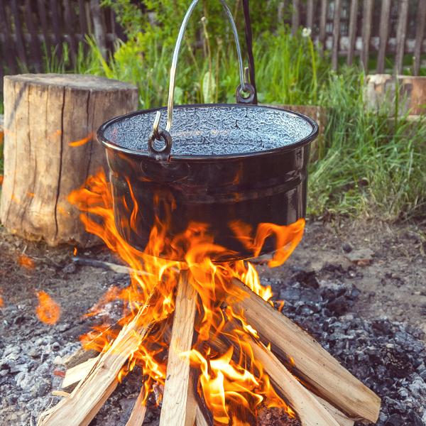 Uvařte ina hořáku skvělá jídla
