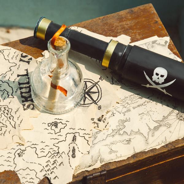 Pirátská stezka odvahy
