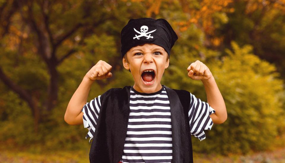 Prázdniny smámou? Vyrážíme na pirátský týden!