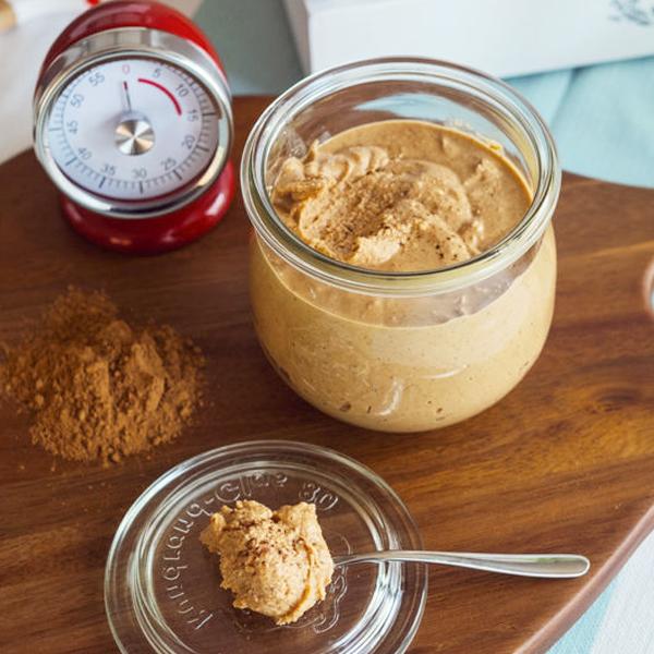 Domácí ořechová másla