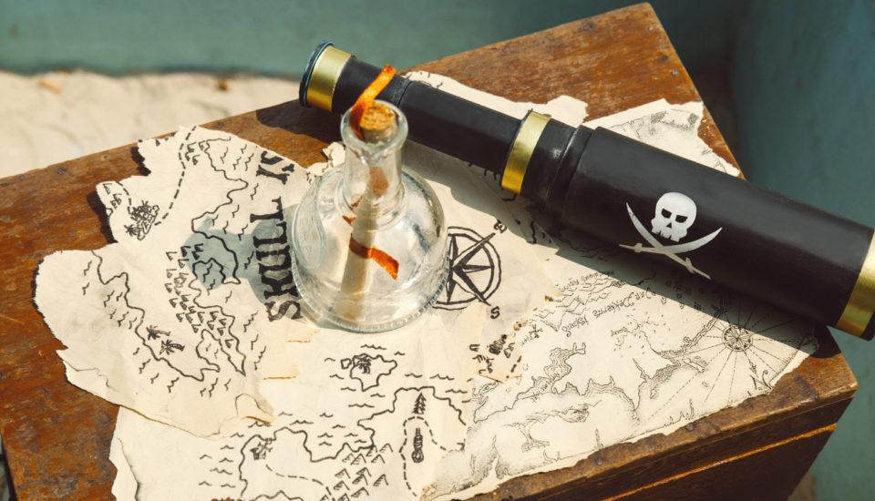 Připravte dětem pirátskou stezku odvahy! Máme pro vás návod krok za krokem