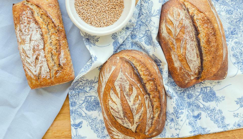 Jde ize špaldové mouky upéct nadýchaný zázrak? Zkuste domácí chléb!